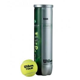 Piłki do tenisa ziemnego Wilson DAVIS CUP