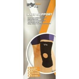 Ściągacz / stabilizator kolana Iron Body NS5111