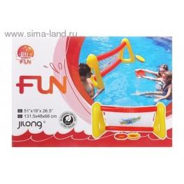 Zestaw do wodnego frisbee JiLong