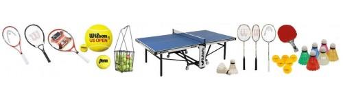 Tenis i badminton